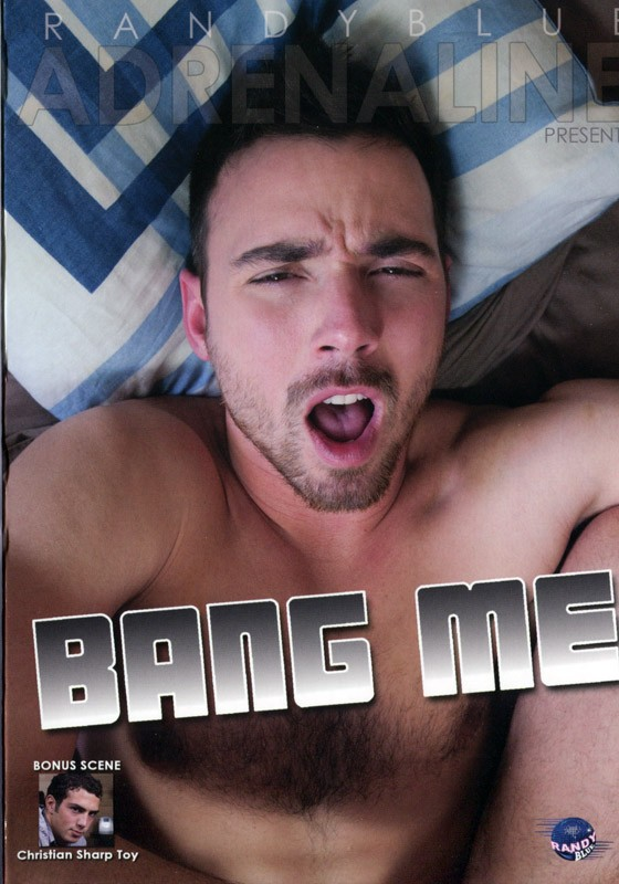 Bang Me DVD - Front