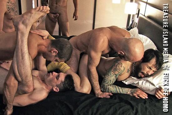 Fuck Off Homo DVD - Gallery - 001