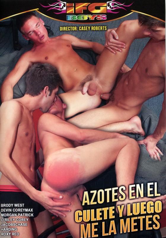Azotes En El Culete Y Luego Me La Metes DVD - Front