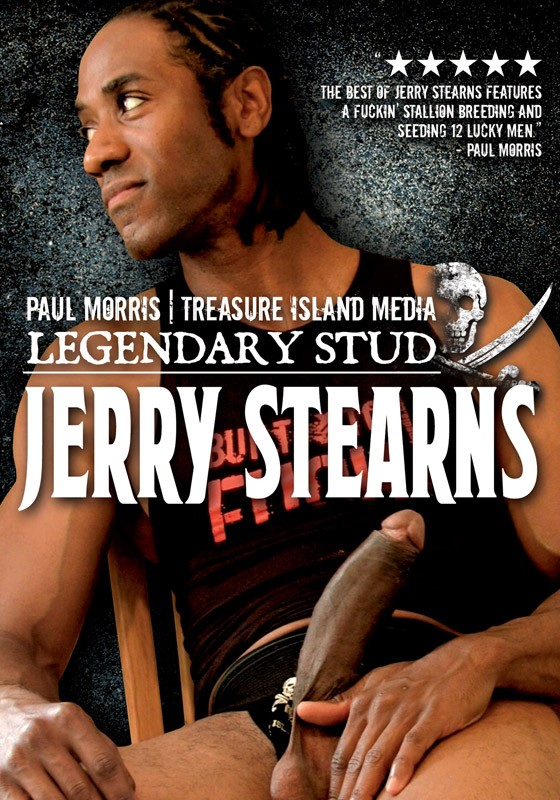 Legendary Stud: Jerry Stearns DVD - Front