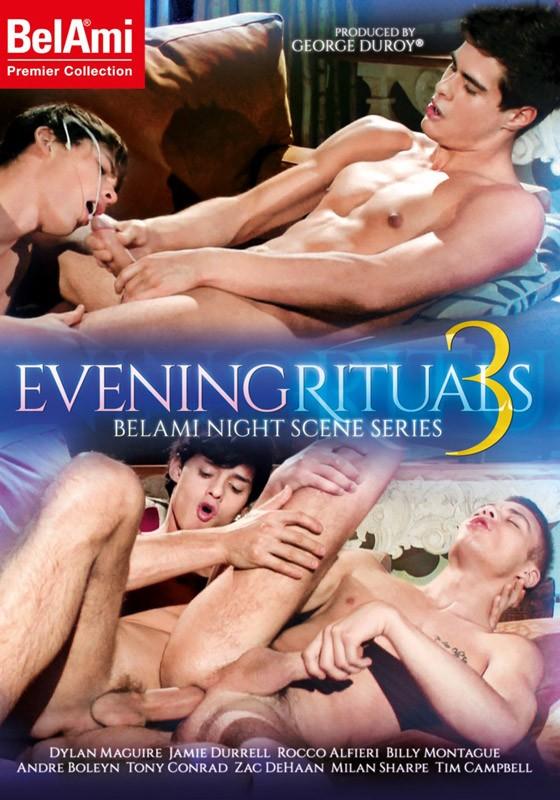 Evening Rituals 3 DVD - Front