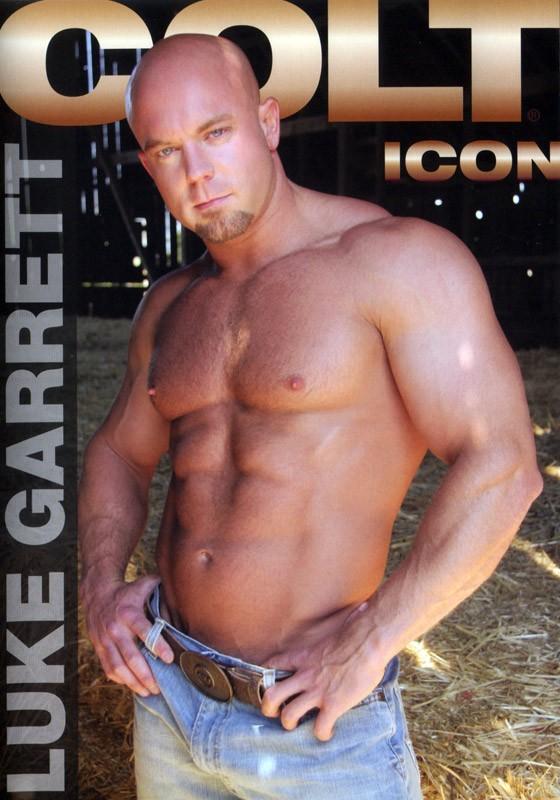 Colt Icon Luke Garrett DVD - Front