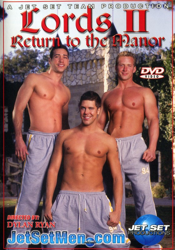 Lords 2 Return to the Manor Cover Front