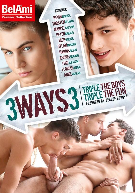 3 Ways 3 DVD - Front