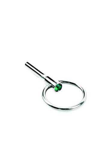 Penisplug Diamond Green - Gallery - 001