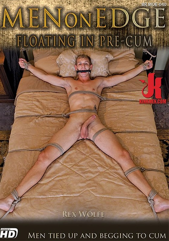 Men on Edge 40 DVD (S) - Front