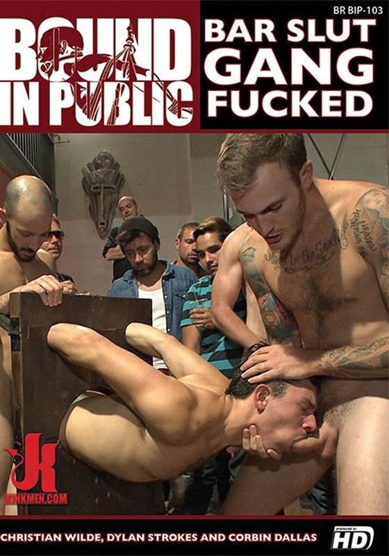Bound in Public 103 DVD (S) - Front