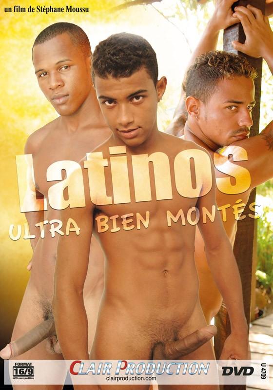 Latinos: Ultra Bien Montés DVD - Front