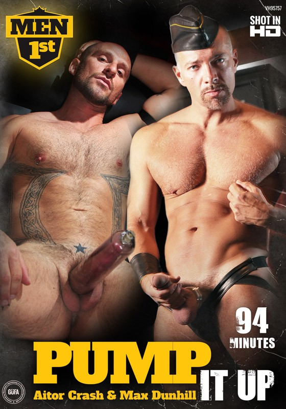 Pump It Up DVD - Front