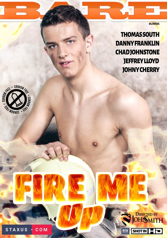 Fire Me Up DVD - Front