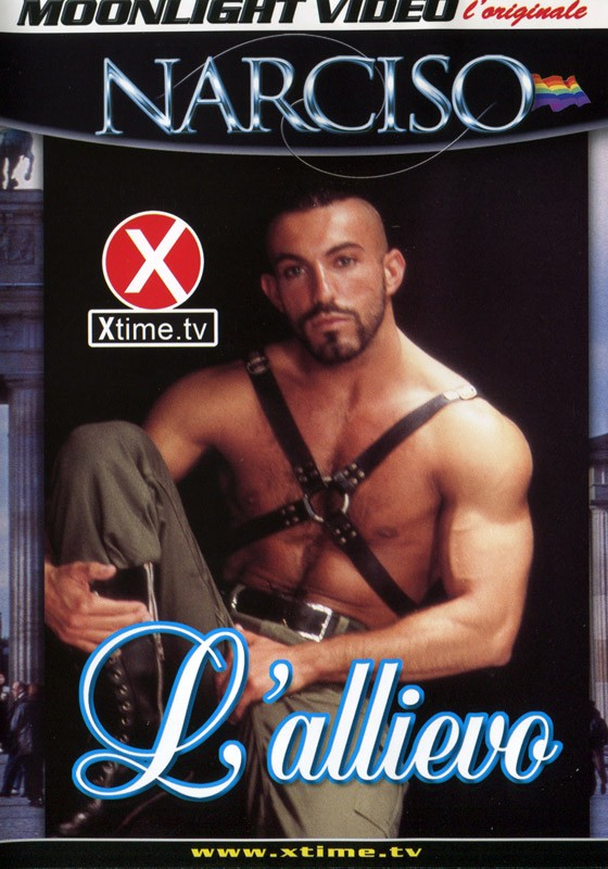 L'allievo DVD - Front