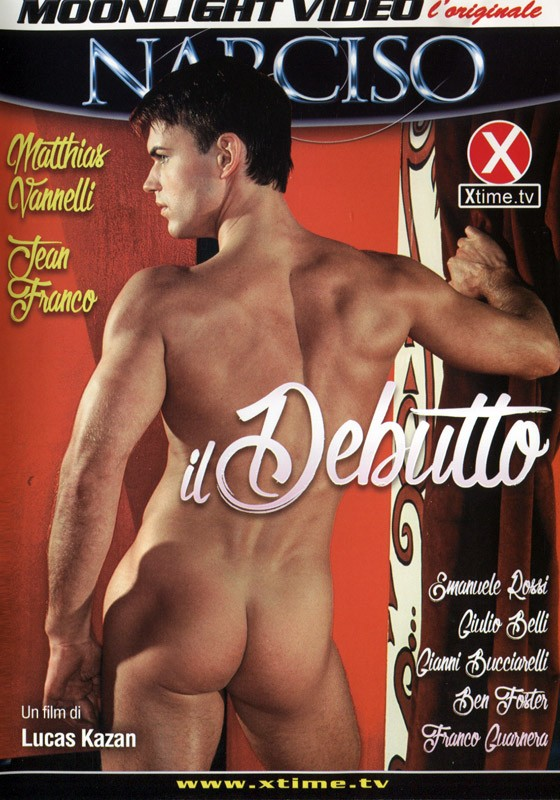 Il Debutto DVD - Front