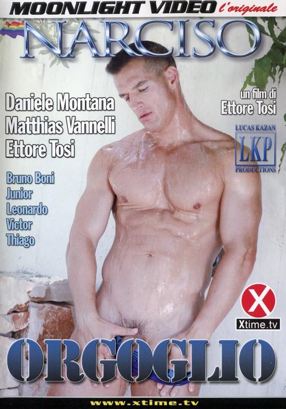 Orgoglio DVD - Front