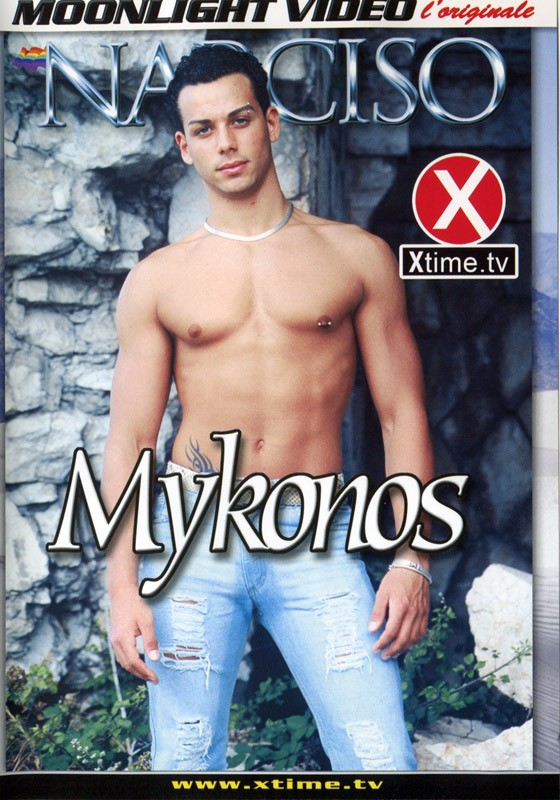 Mykonos DVD - Front