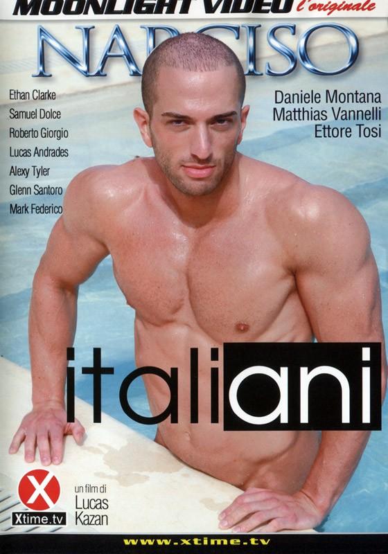 Italiani DVD - Front