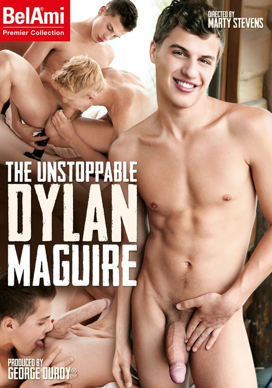 The Unstoppable Dylan Maguire DVD - Front