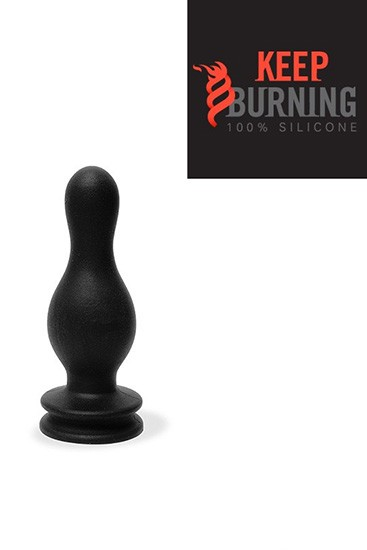 Duckpin Dildo - Black - Gallery - 002
