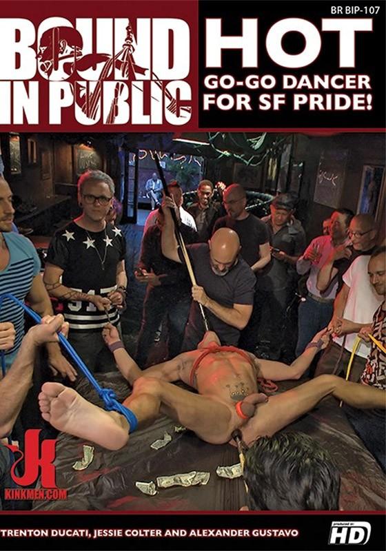Bound in Public 107 DVD (S) - Front