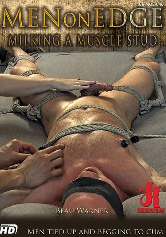 Men on Edge 46 DVD (S) - Front