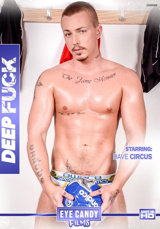 Deep Fuck DVD - Front