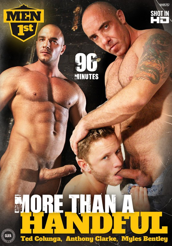 More Than a Handful DVD - Front