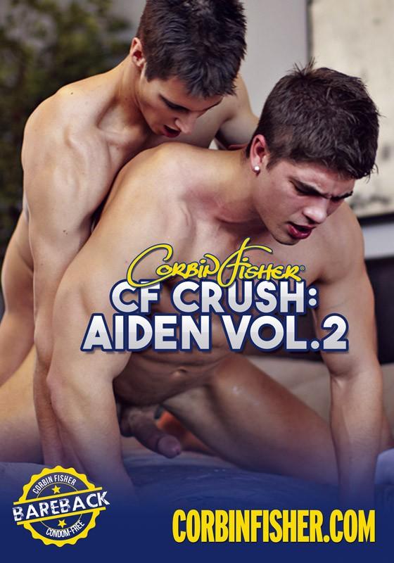 CF Crush: Aiden volume 2 DVD - Front