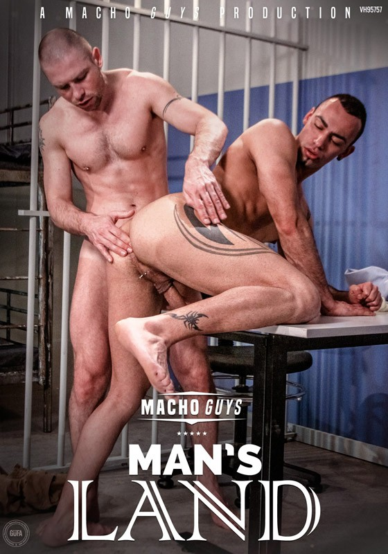 Man's Land DVD - Front