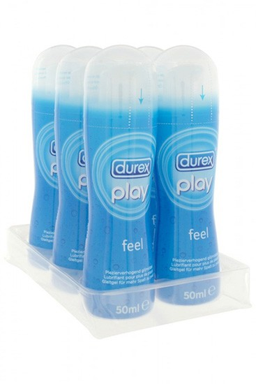 Durex Play Feel 50ML (6 pieces) Lube - Gallery - 002