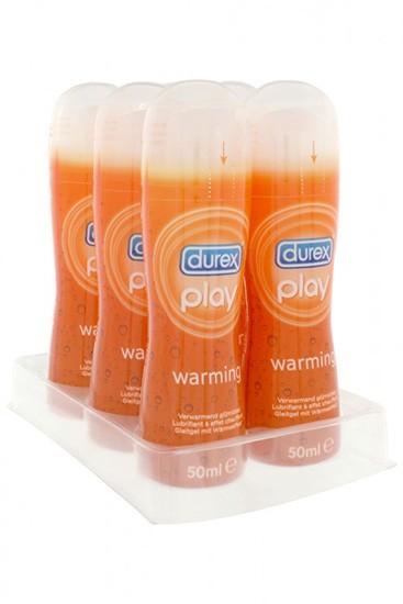 Durex Play Warming 50ML (6 pieces) Lube - Gallery - 002