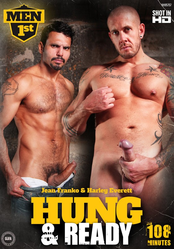 Hung & Ready DVD - Front