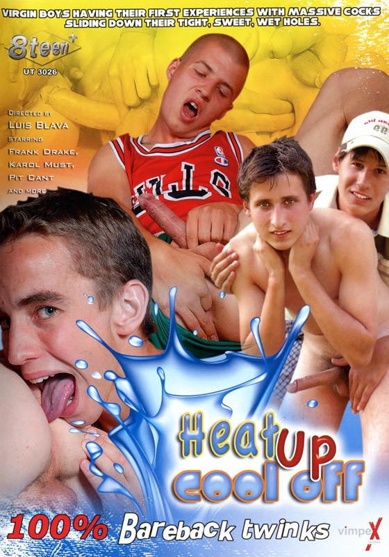 Heat Up Cool Off DVD - Front