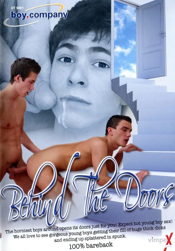 Behind The Doors DVD - Front