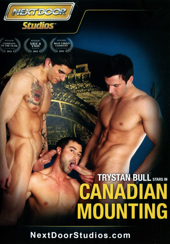 Canadian Mounting DVD - Front