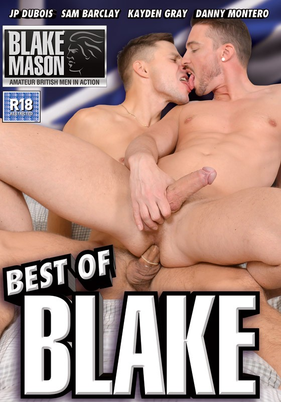 Best of Blake DVD - Front