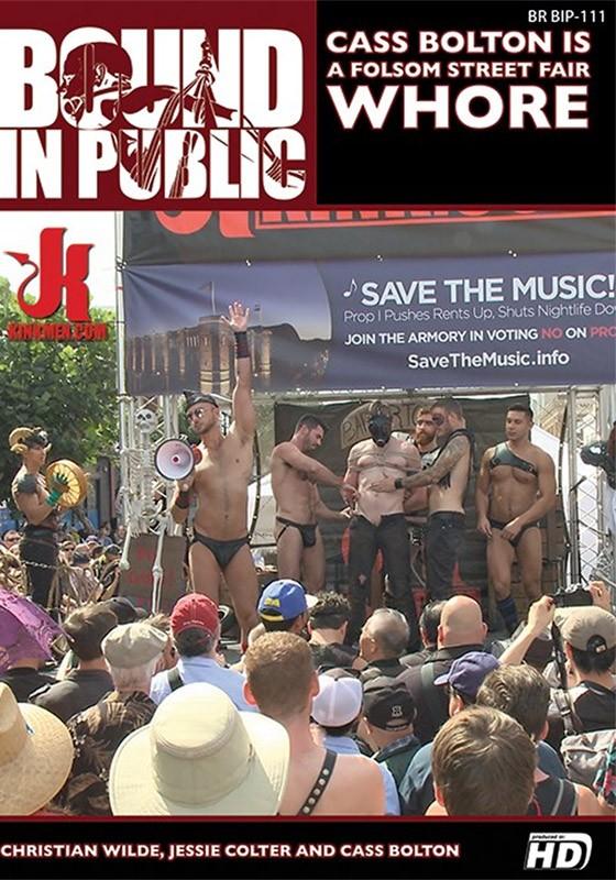 Bound in Public 111 DVD (S) - Front