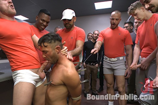 Bound in Public 112 DVD (S) - Gallery - 001