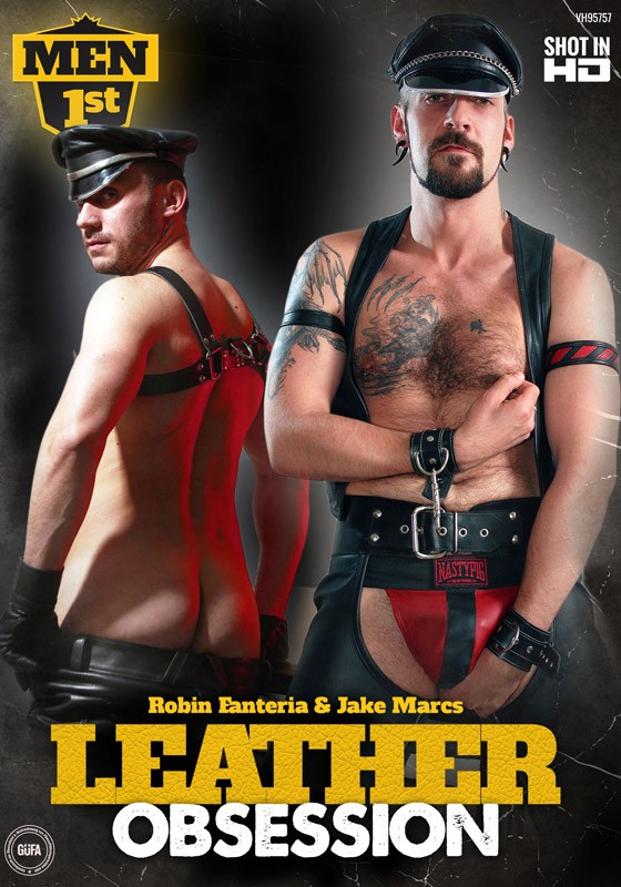Leather Obsession DVD - Front