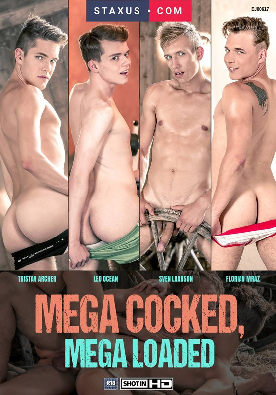 Mega Cocked, Mega Loaded DVD - Front