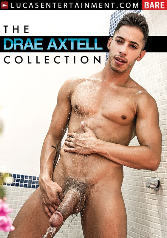The Drae Axtel Collection Front Cover