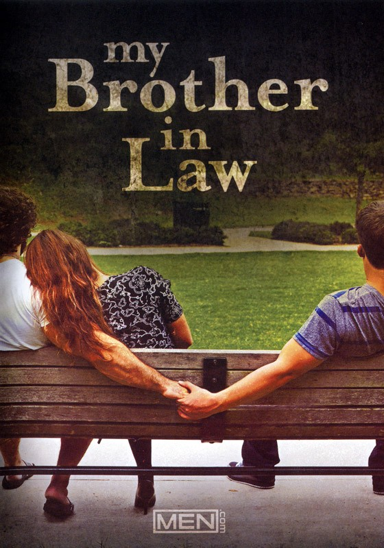My Brother in Law DVD - Front