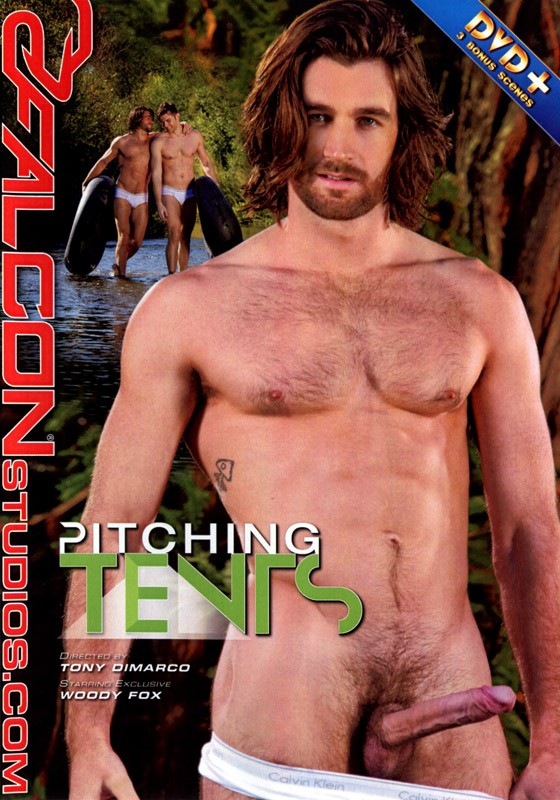 Pitching Tents DVD - Front
