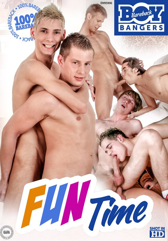 Fun Time DVD - Front