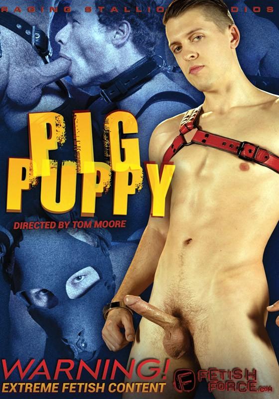 Pig Puppy DVD - Front