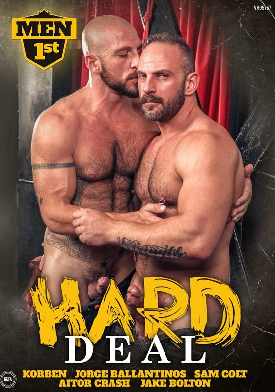 Hard Deal DVD - Front