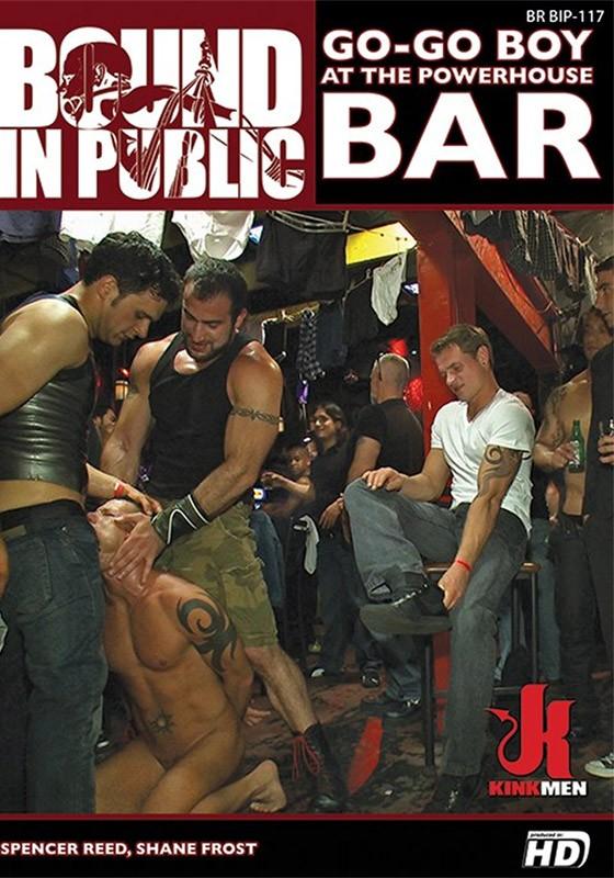 Public bondage dvd