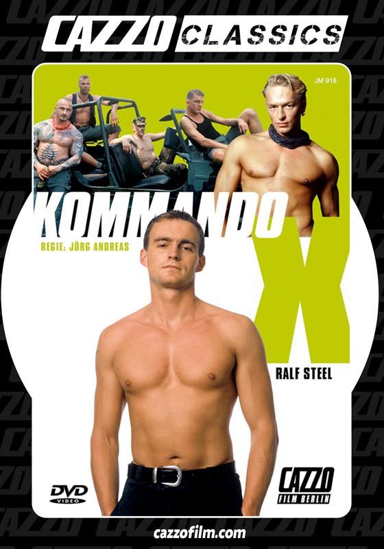 Kommando X Cover Front