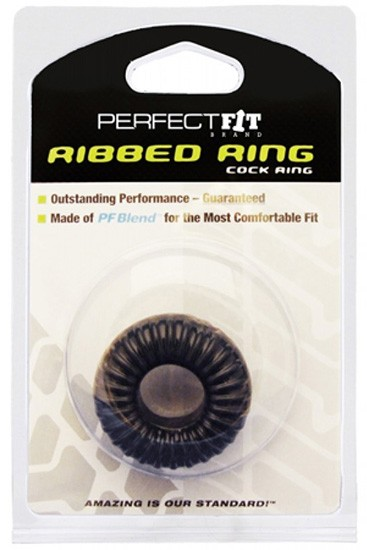 Perfect Fit Ribbed Ring - Gallery - 002