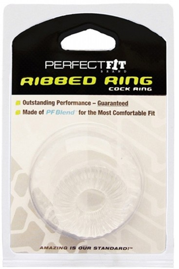 Perfect Fit Ribbed Ring - Gallery - 005