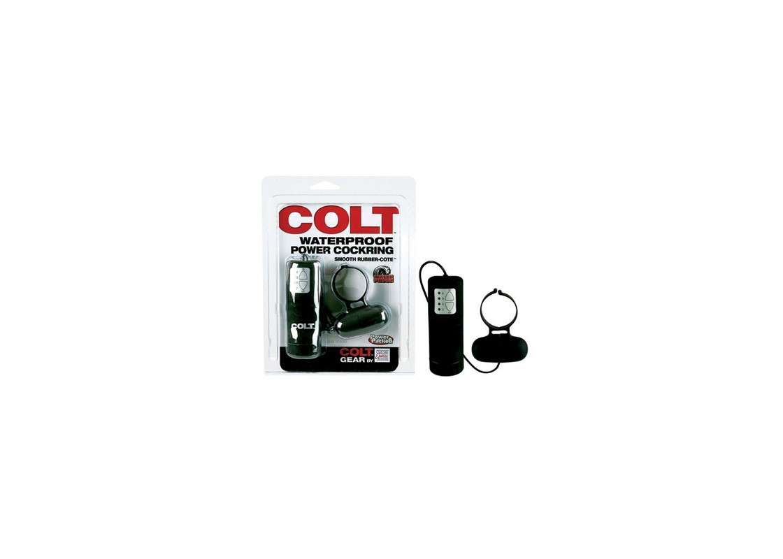 Colt Waterproof Power Cockring - Front
