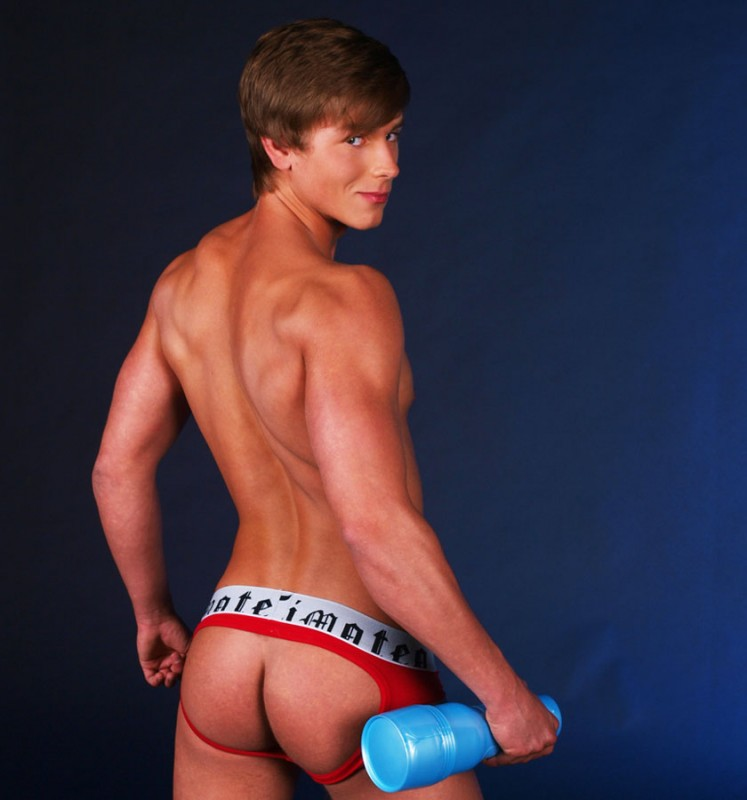 Fleshjack Boys: Kevin Warhol Butt - Gallery - 001